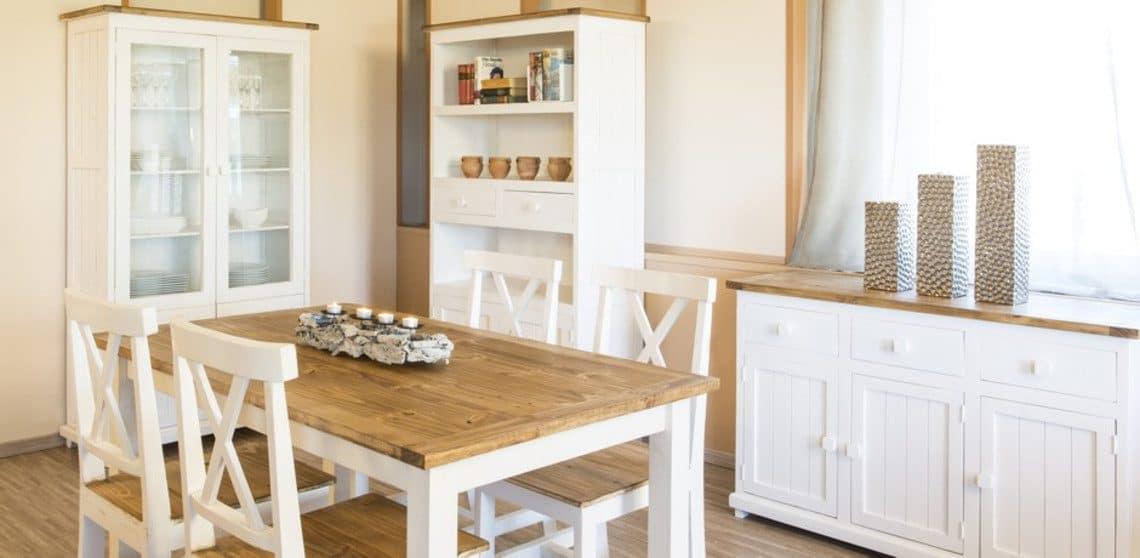 Sideboard Wohnzimmer Landhausstil
