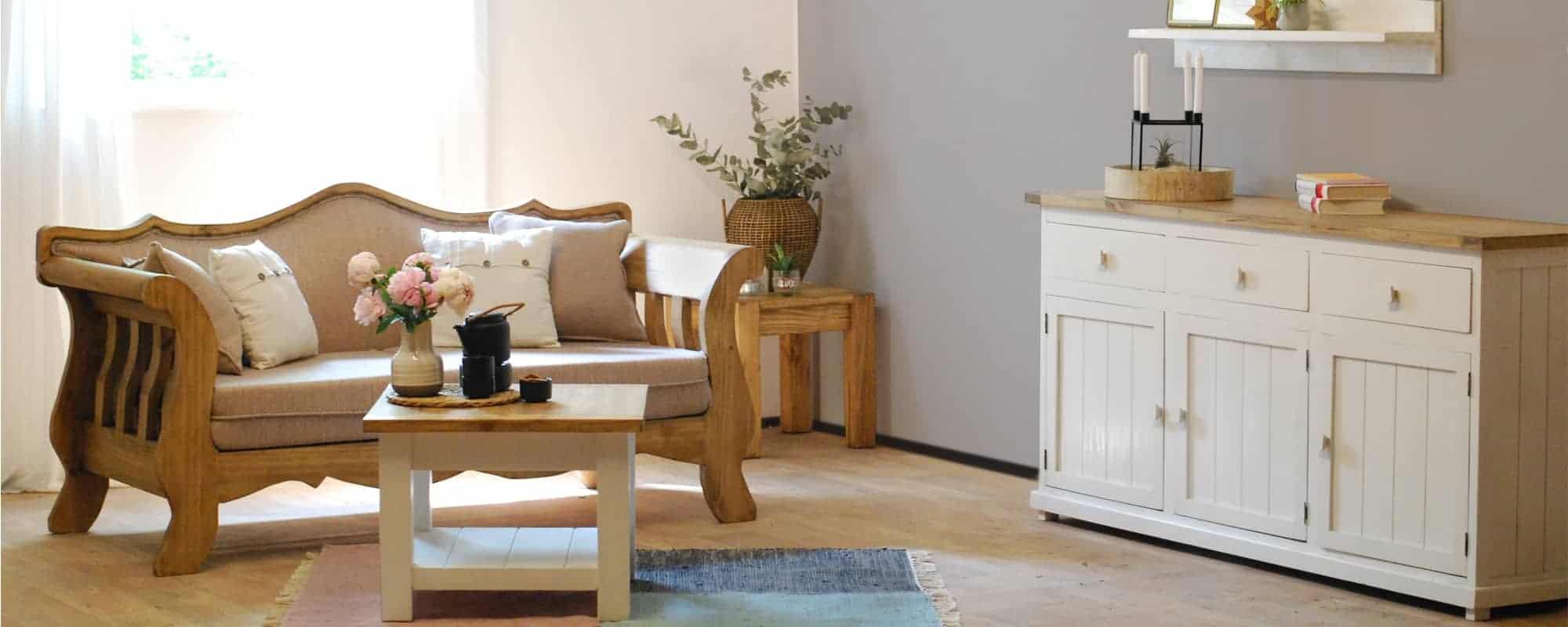 Landhausmöbel online kaufen  MiaMöbel
